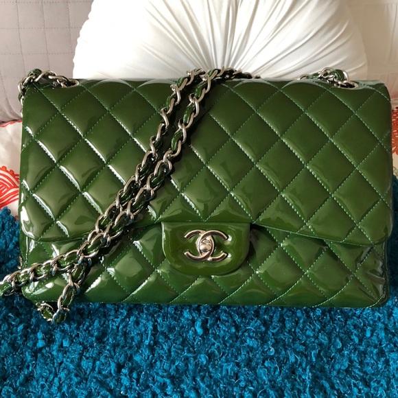 acf83f1a2117 CHANEL Handbags - Chanel classic double flap jumbo